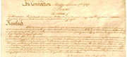 5th Page of the Constitution